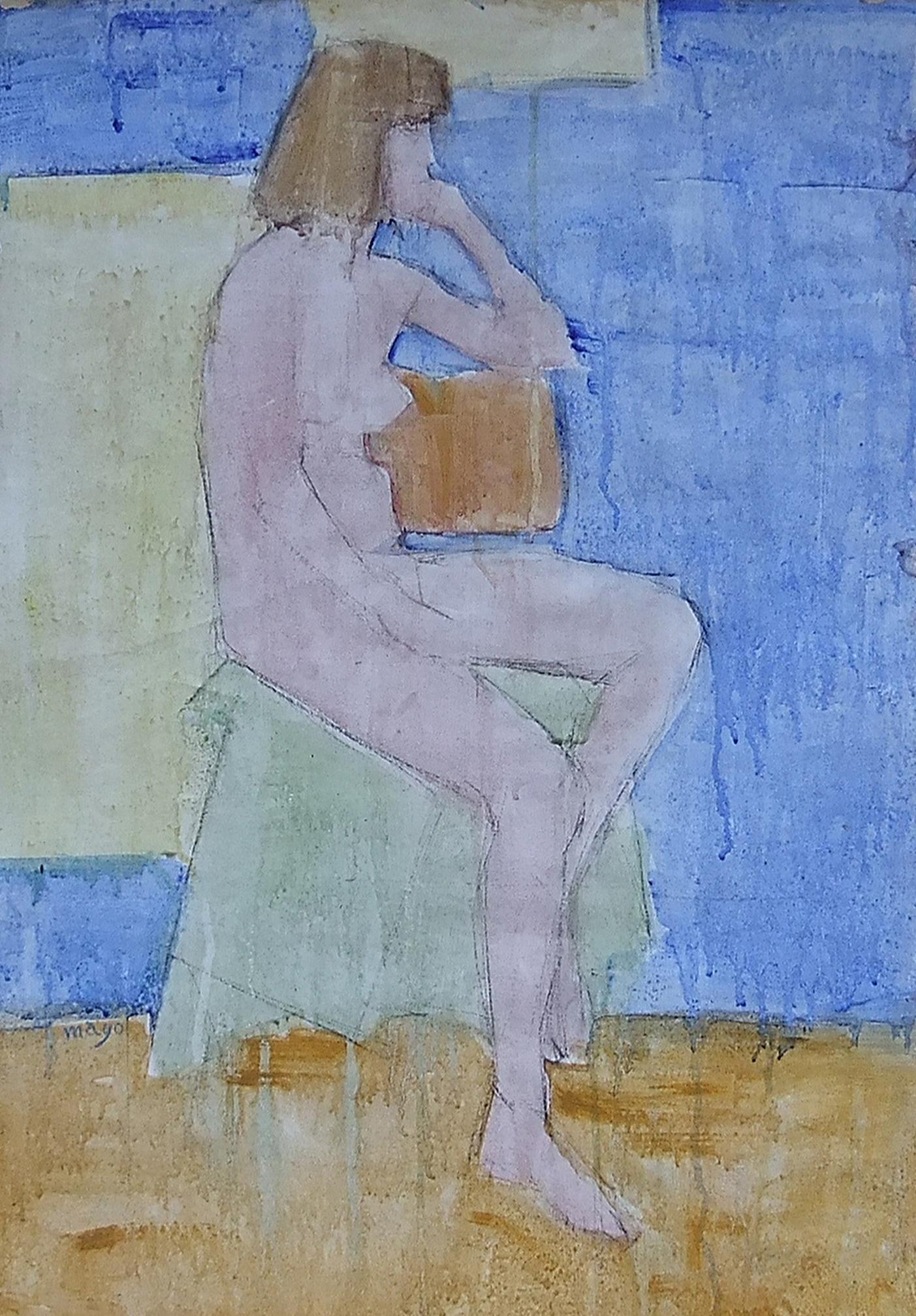 ΜΑΛΛΙΑΡΑΚΗΣ Αντώνης (MAYO) (1906 - 1990)