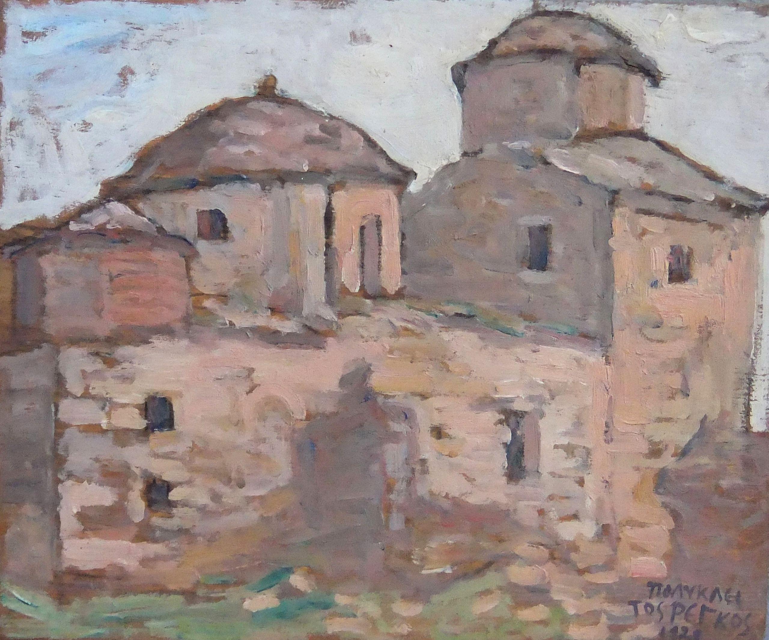 11. RENGOS Polyklitos (1903 - 1984)