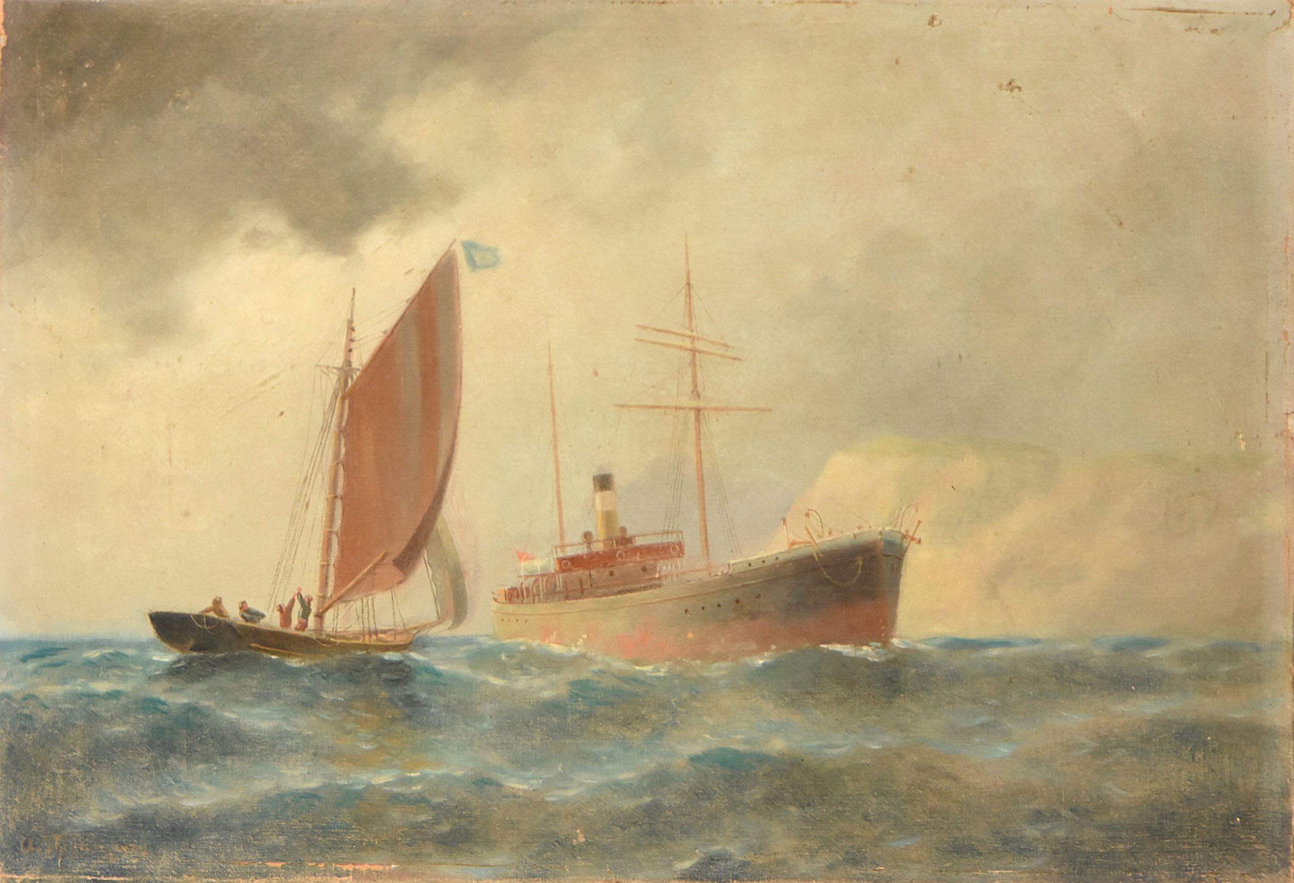 14. ΠΡΟΣΑΛΕΝΤΗΣ Αιμίλιος (1859 -1926)