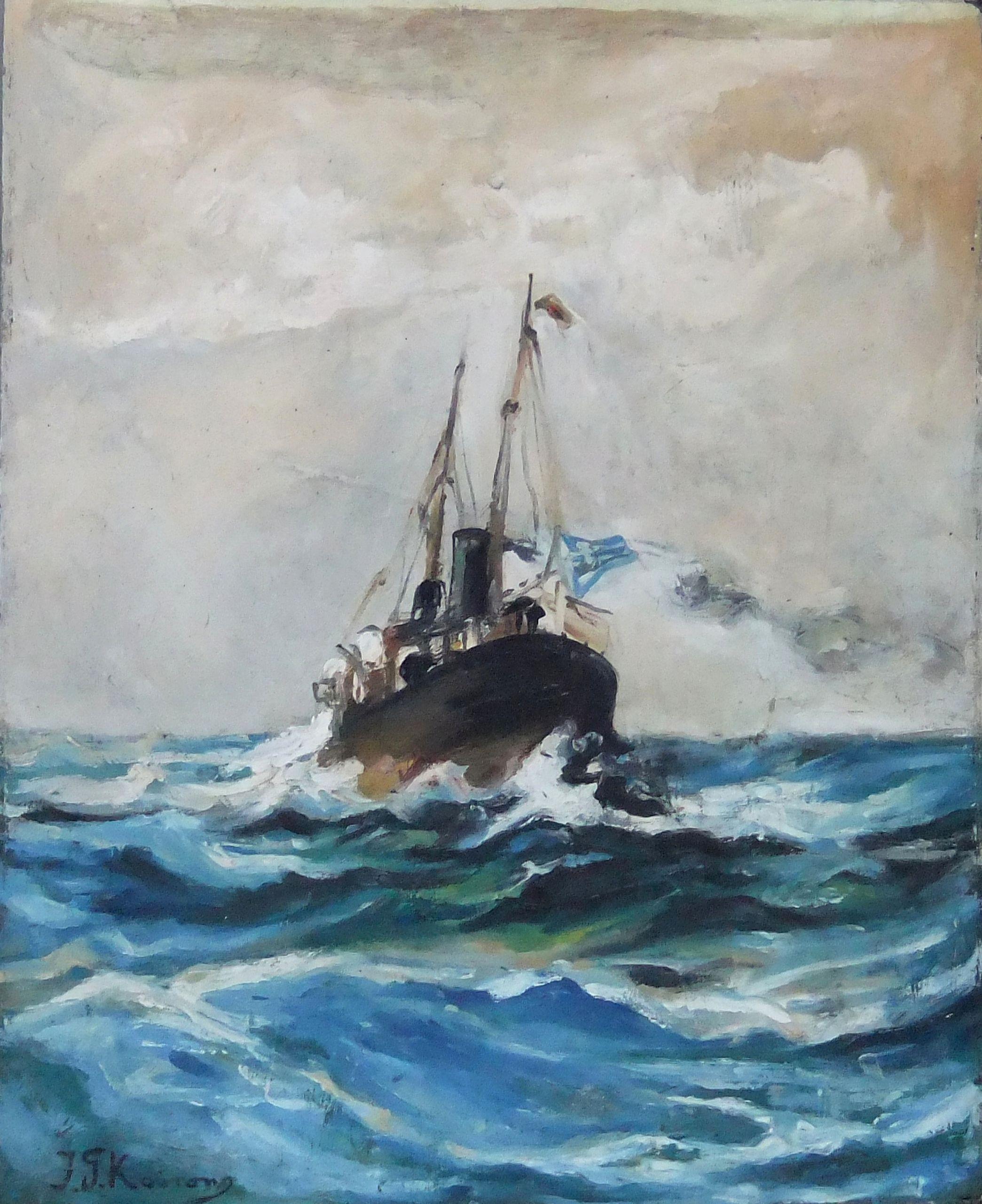 ΚΟΥΤΣΗΣ Ιωάννης  (1860 - 1953)