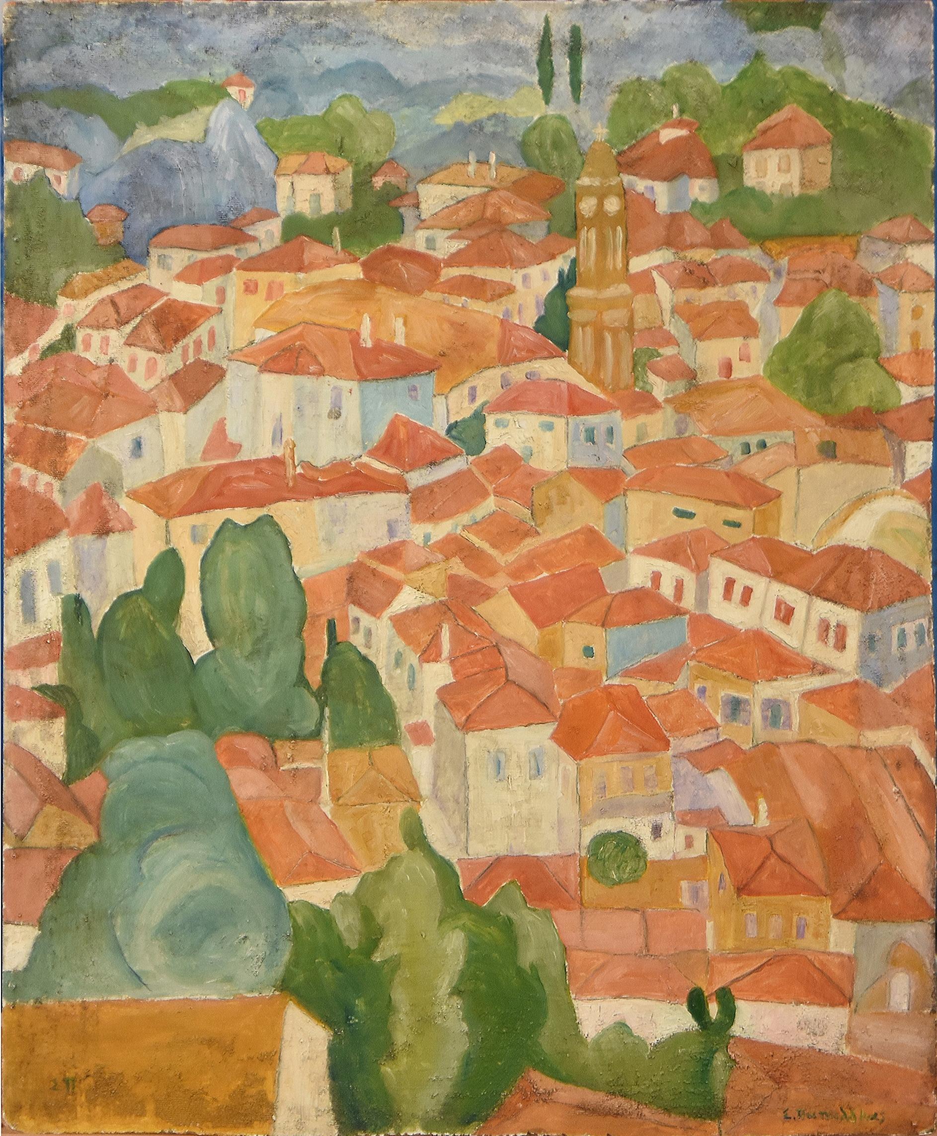 PAPALOUKAS Spyros (1892 -1957)