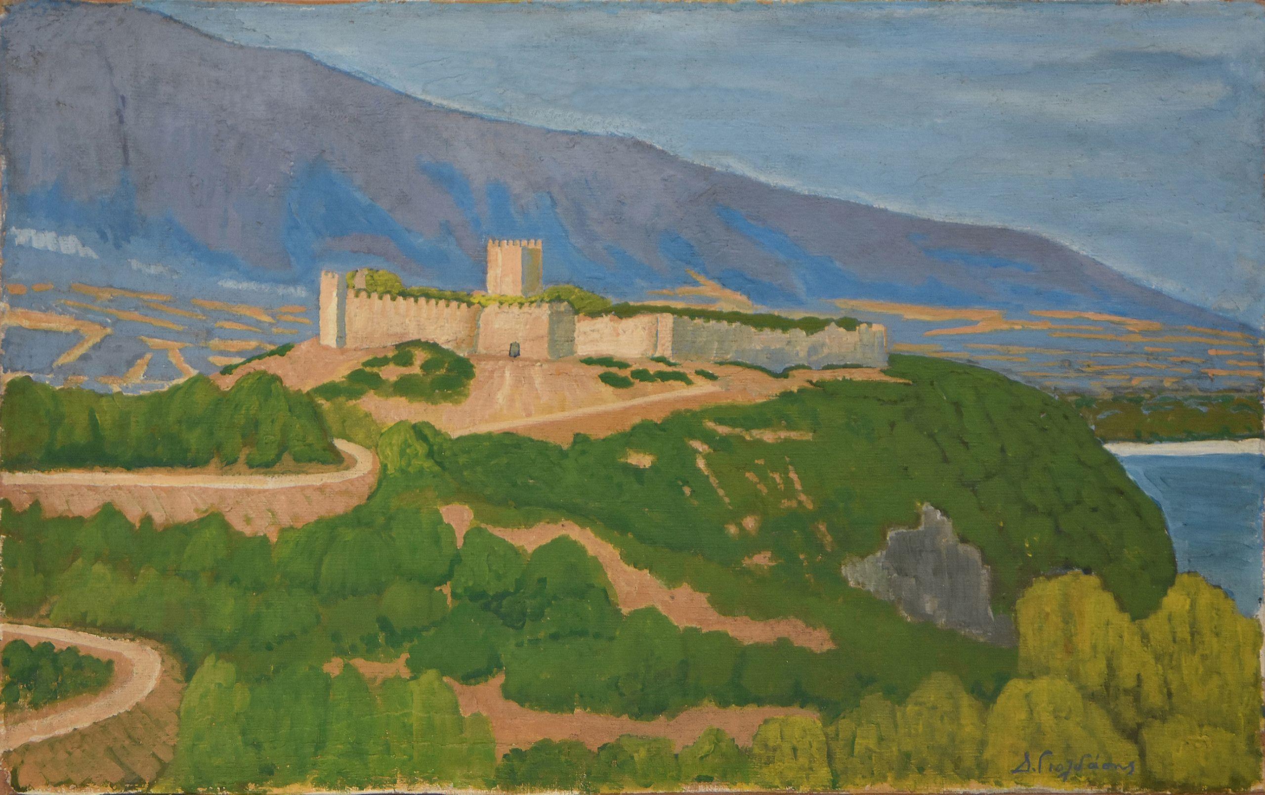 ΓΙΟΛΔΑΣΗΣ  Δημήτριος  (1897 - 1993)