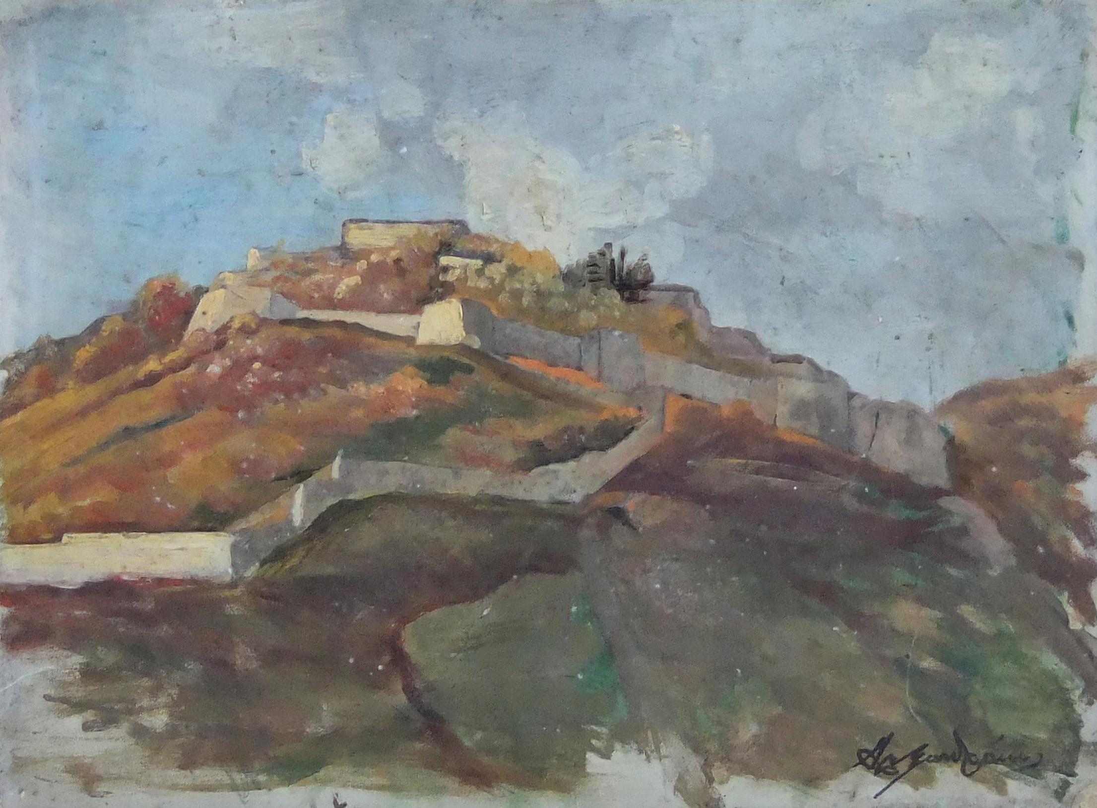 ALEXANDRAKIS Alexandros  (1913 - 1968)