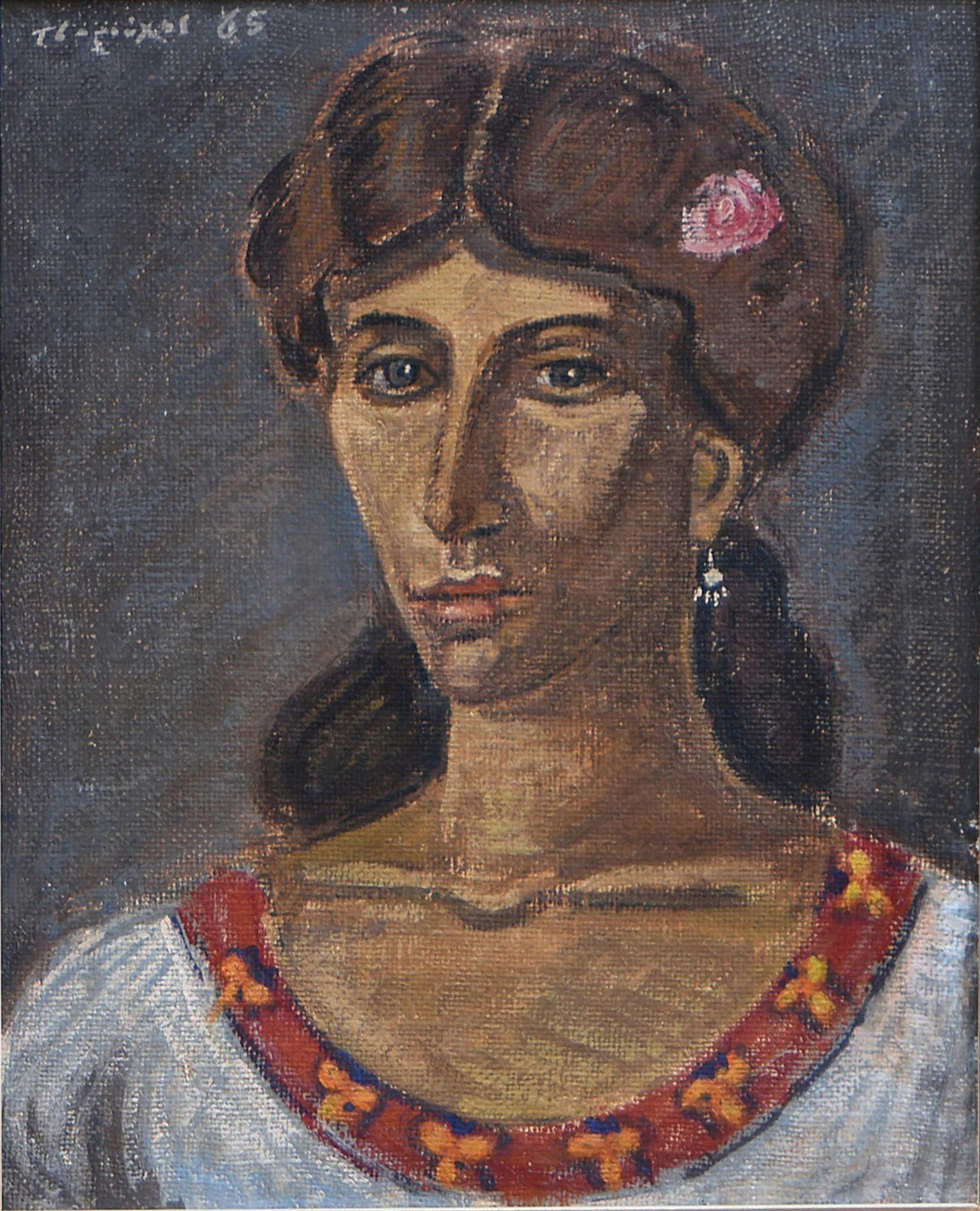ΤΣΑΡΟΥΧΗΣ Γιάννης (1910 - 1989)
