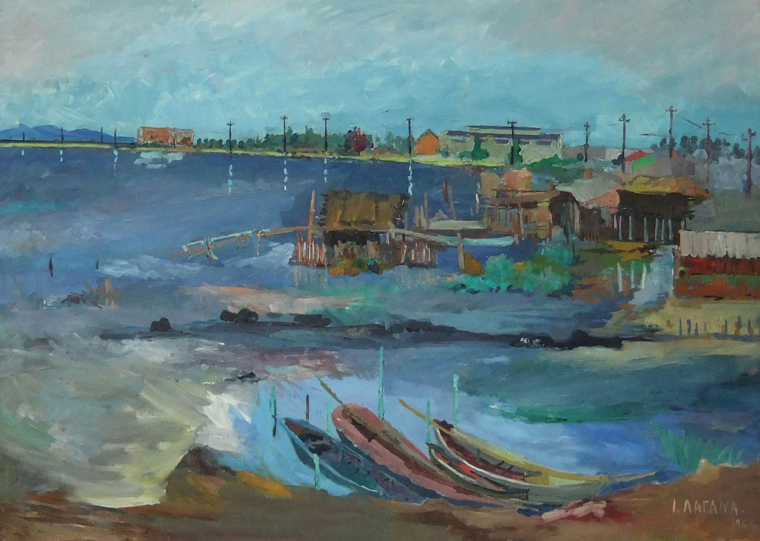 ΛΑΓΑΝΑ Ιφιγένεια (1915 - 2003)