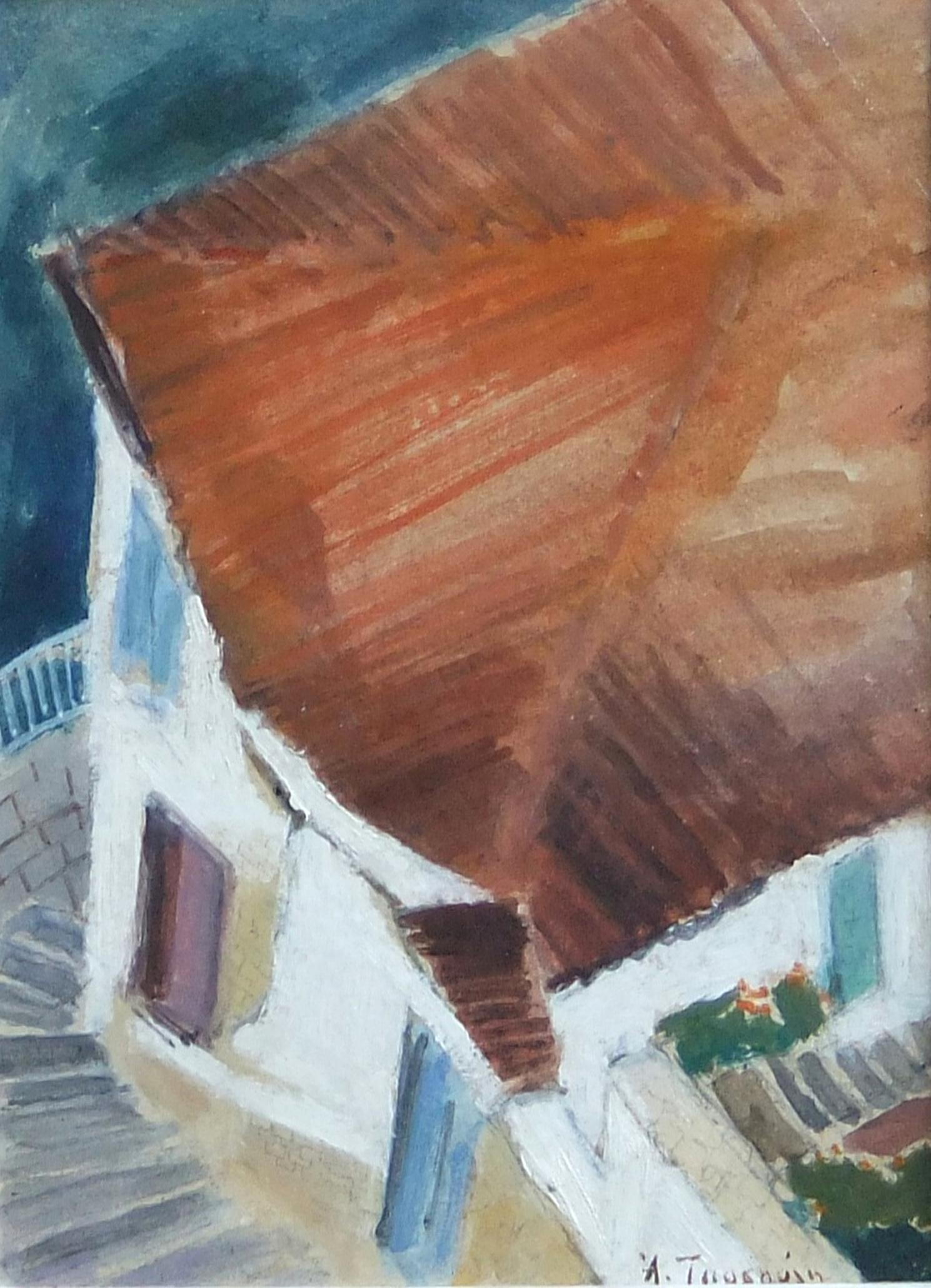 9. TARSOULI Athina (1884 - 1975)