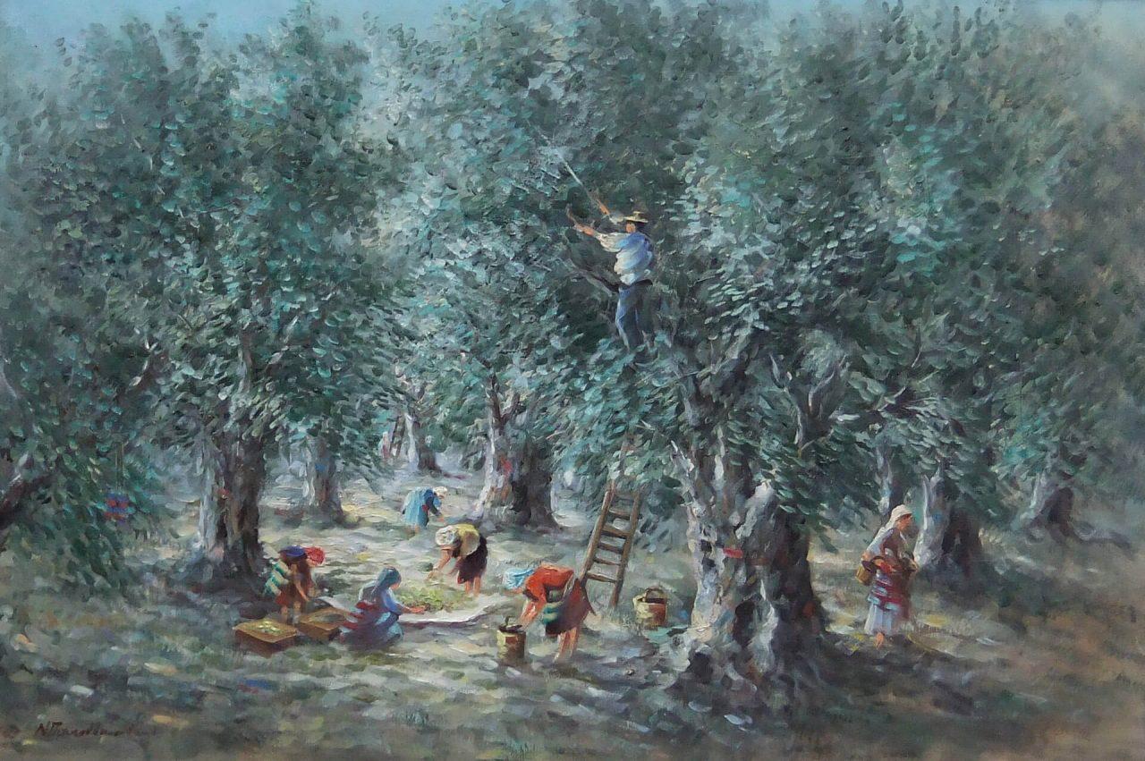 139. ΠΑΠΑΔΟΠΟΥΛΟΣ Νικόλαος (20ος αιω)