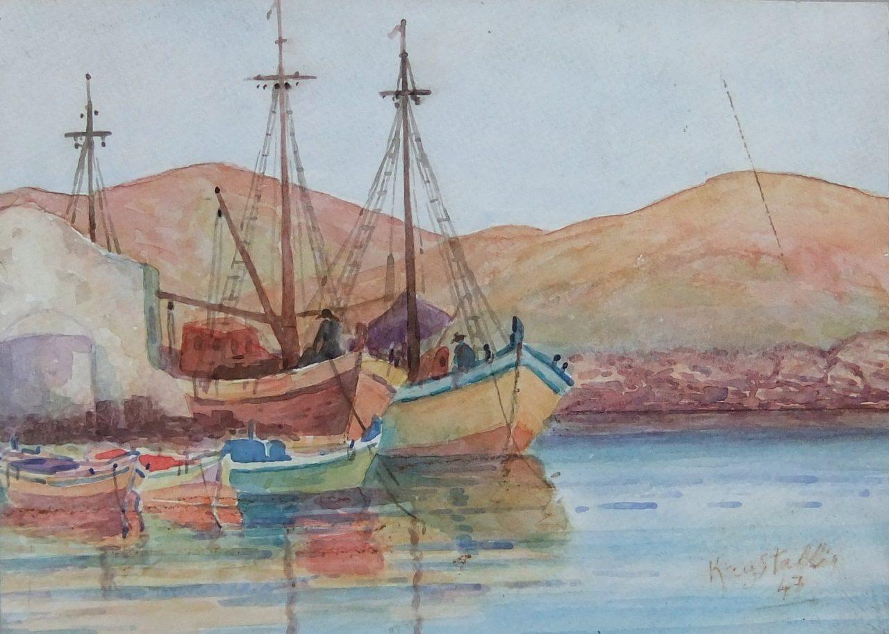 002. ΚΡΥΣΤΑΛΛΗΣ Ανδρέας  (1911 - 1951)