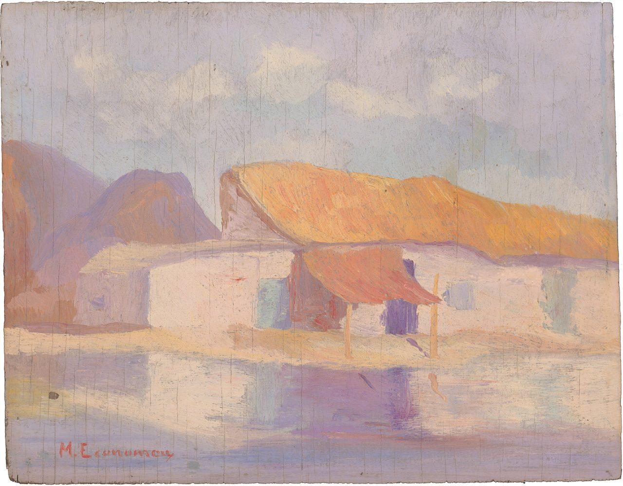 049. ECONOMOU Michael (1884–1933)
