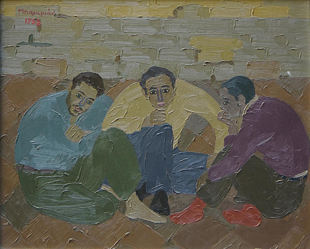 064. ΜΠΑΧΑΡΙΑΝ  Ασαντουρ (1924 -1990)