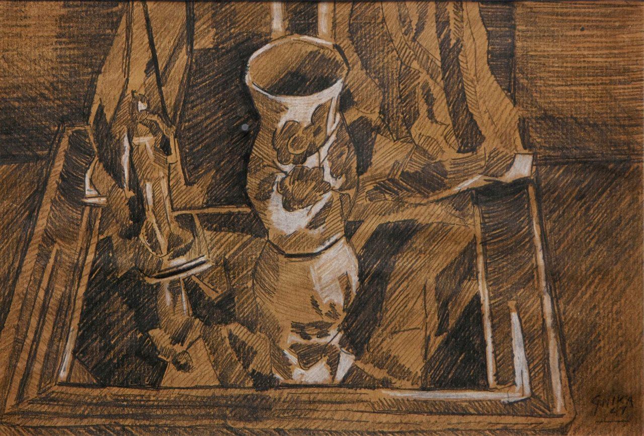 067. ΓΚΙΚΑΣ – ΧΑΤΖΗΚΥΡΙΑΚΟΣ Νίκος (1906 -1994)