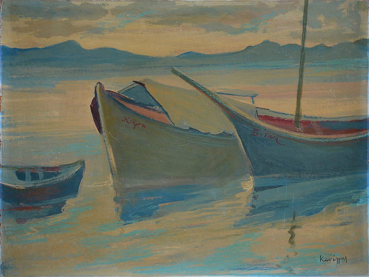 068. KANELLIS Orestes (1910-1979)