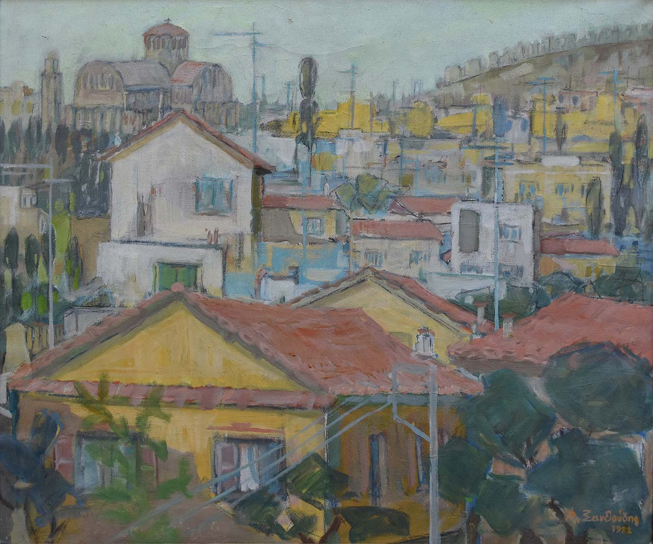 109. XANTHOUDIS Dimitrios (1917-2011)