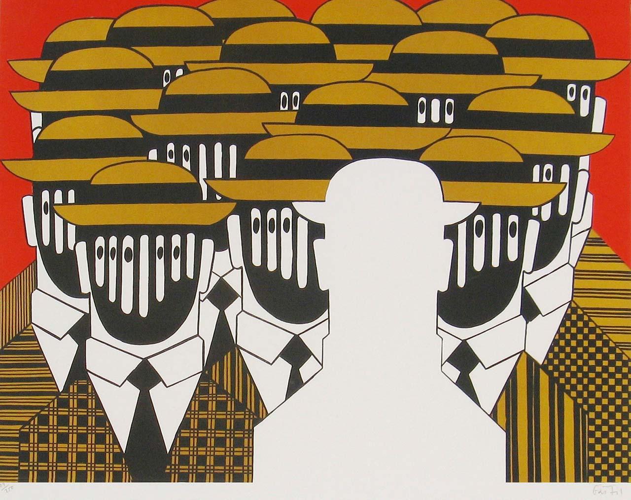 119. GAITIS Yannis (1925-1984)