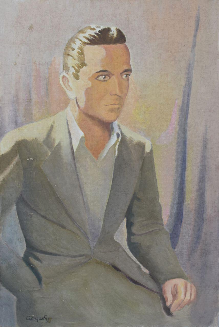 032. ASTERIADIS Aginor (1898-1977)