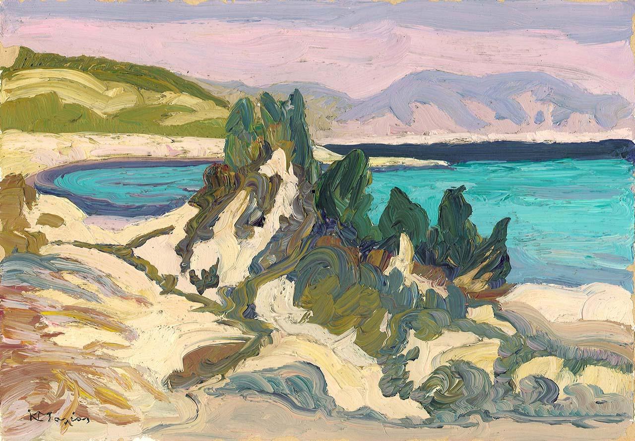 041. MALEAS Constantine (1879 -1928)