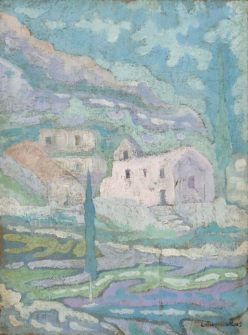 042. PAPALOUKAS Spyros (1892-1957)