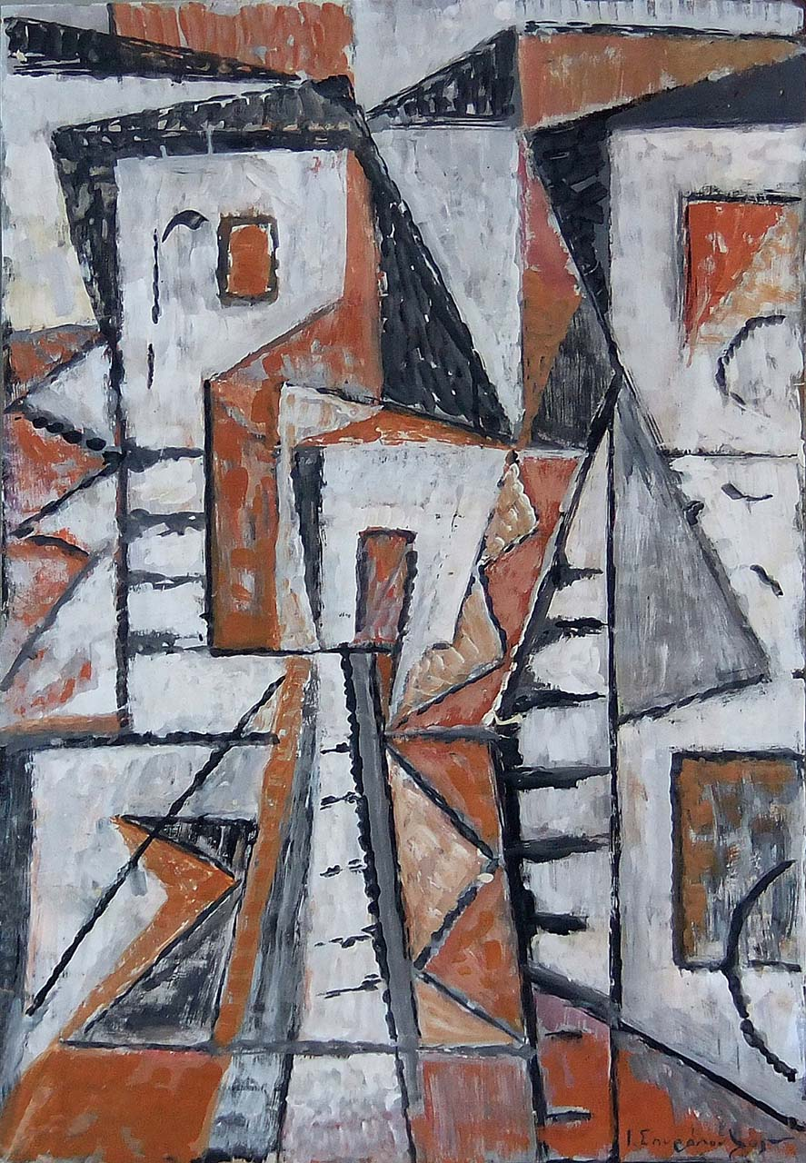046. SPYROPOULOS Yannis (1912 -1990)