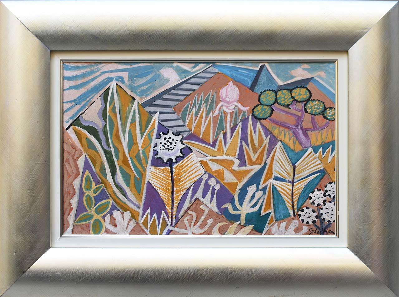 051. GHIKA (HATZIKYRIAKOS) Nikos (1906 -1994)
