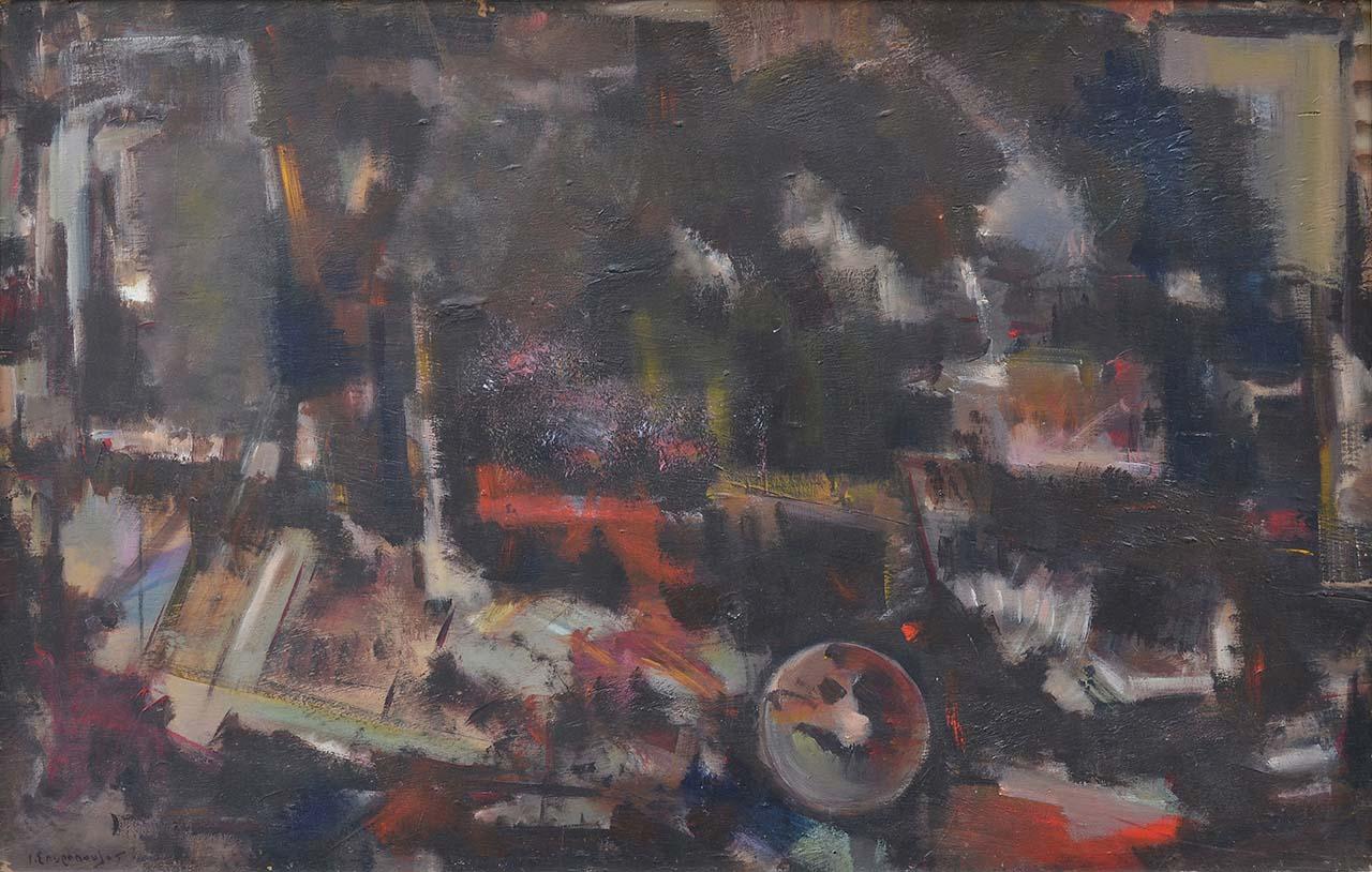 059. ΣΠΥΡΟΠΟΥΛΟΣ Γιάννης  (1912 - 1990)
