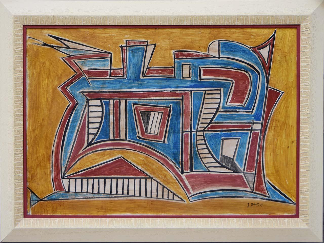 062. ΓΑΙΤΗΣ Γιάννης  (1923 - 1984)