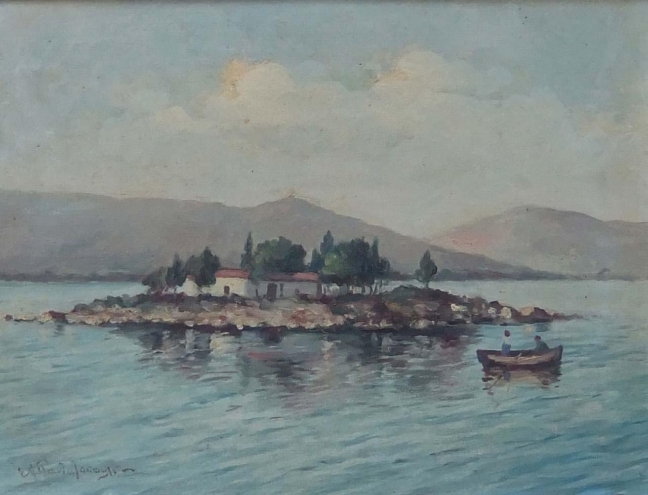 071. ΠΑΝΤΑΖΟΠΟΥΛΟΣ Επαμεινώνδας  (1874 - 1961)