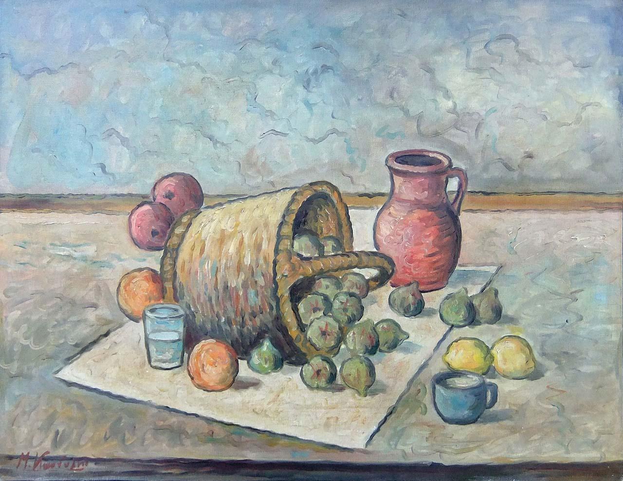072. ΚΑΝΔΥΛΗΣ Μιχάλης  (1909-2001)