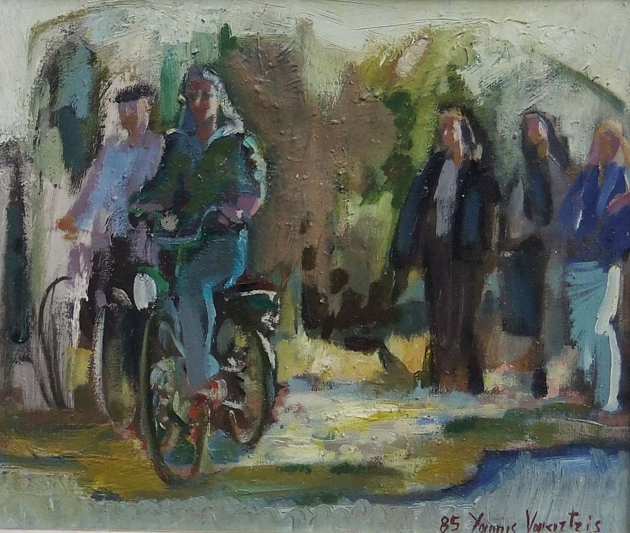 073. VAKIRTZIS Yannis (1957)