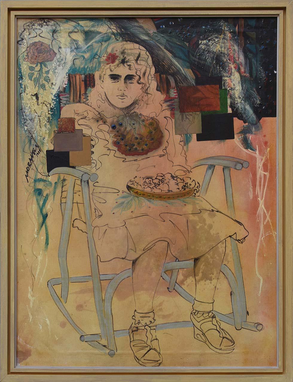 085. MORAITIS John (1931-1994)