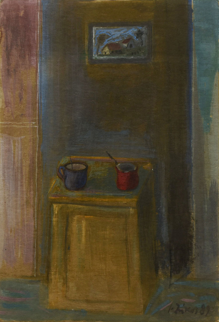 093. ΖΗΚΑΣ Γιάννης (1945-2008)