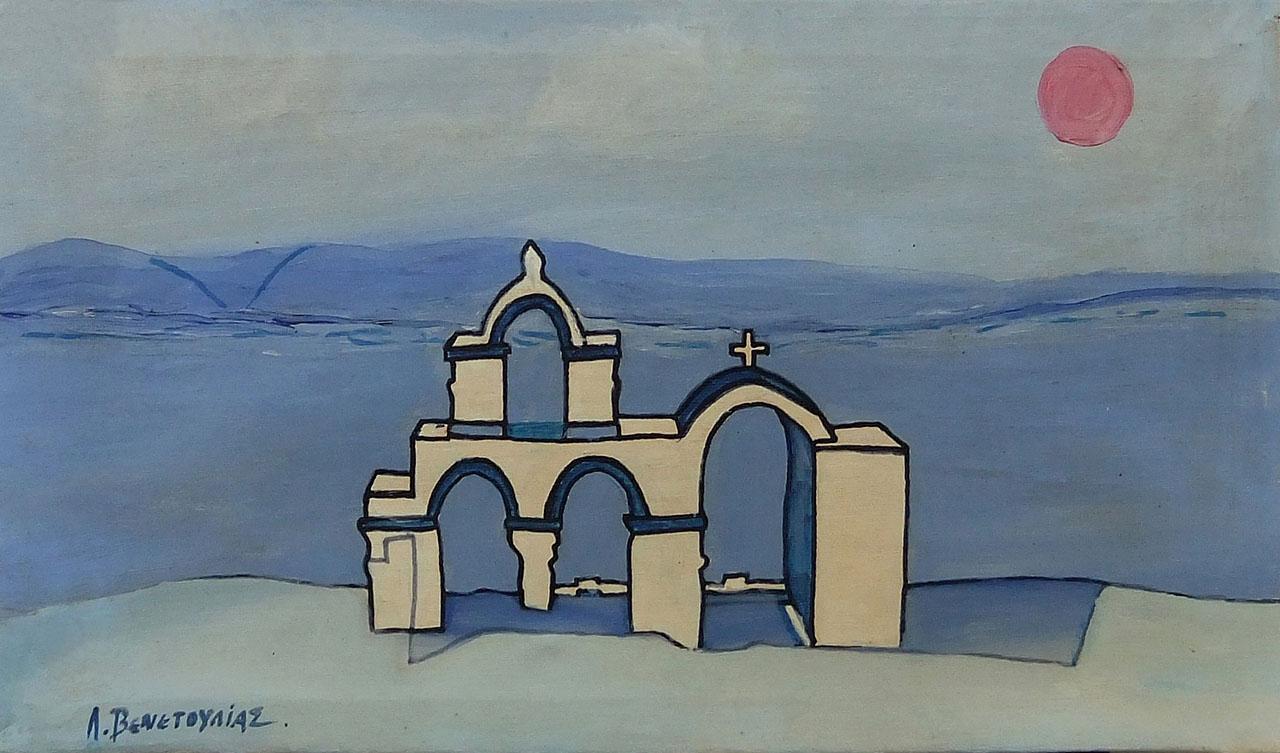 095. ΒΕΝΕΤΟΥΛΙΑΣ Λουκάς (1930  - 1984)