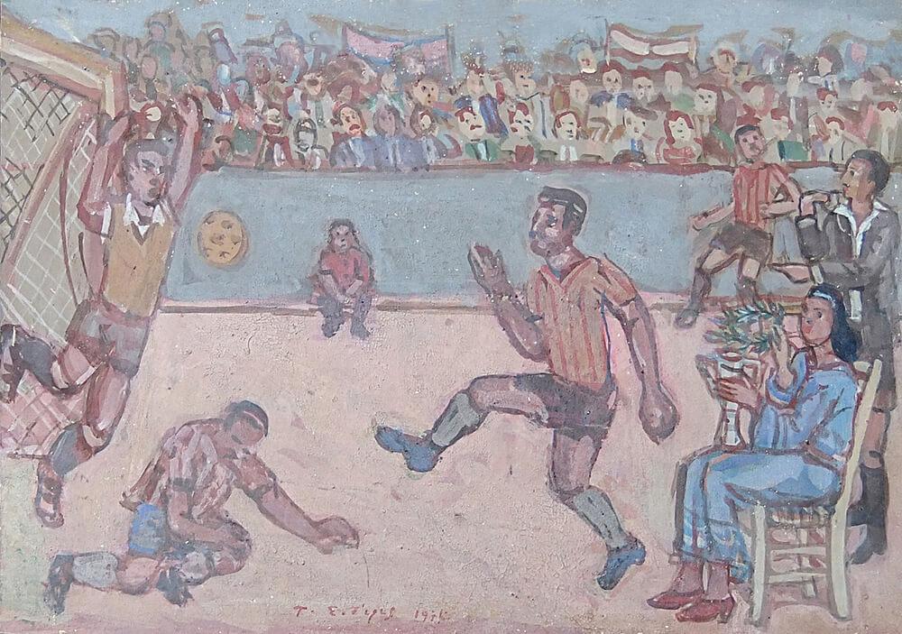113. ΣΙΔΕΡΗΣ Τάκης (1929)