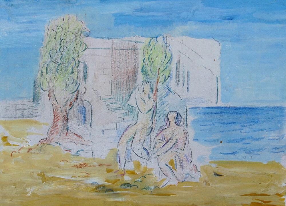017. STERIS Gerasimos (1898-1987)