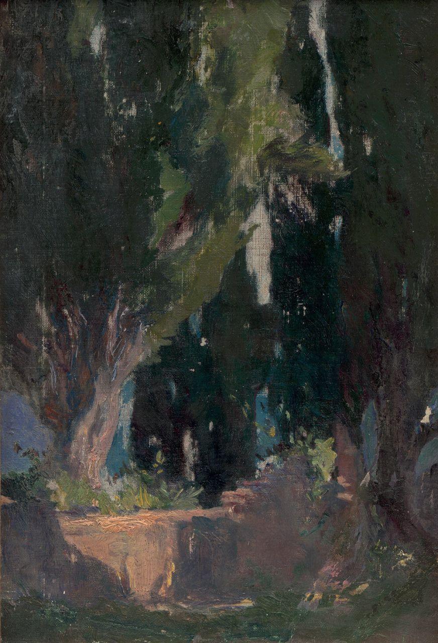 021. PARTHENIS Constantine (1878-1967)