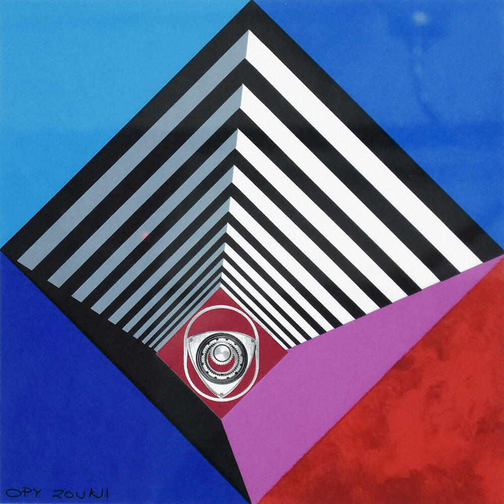 084. ZOUNI Opy (1941-2008)