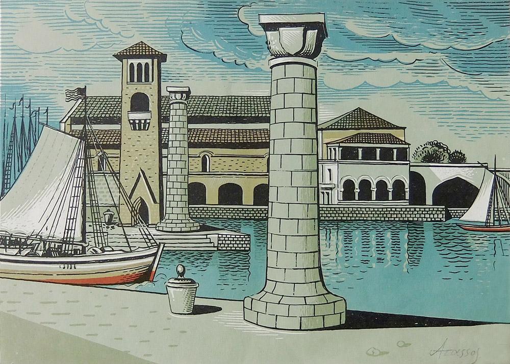 115. ΤΑΣΣΟΣ Α. (Αλεβίζος) (1914-1985)