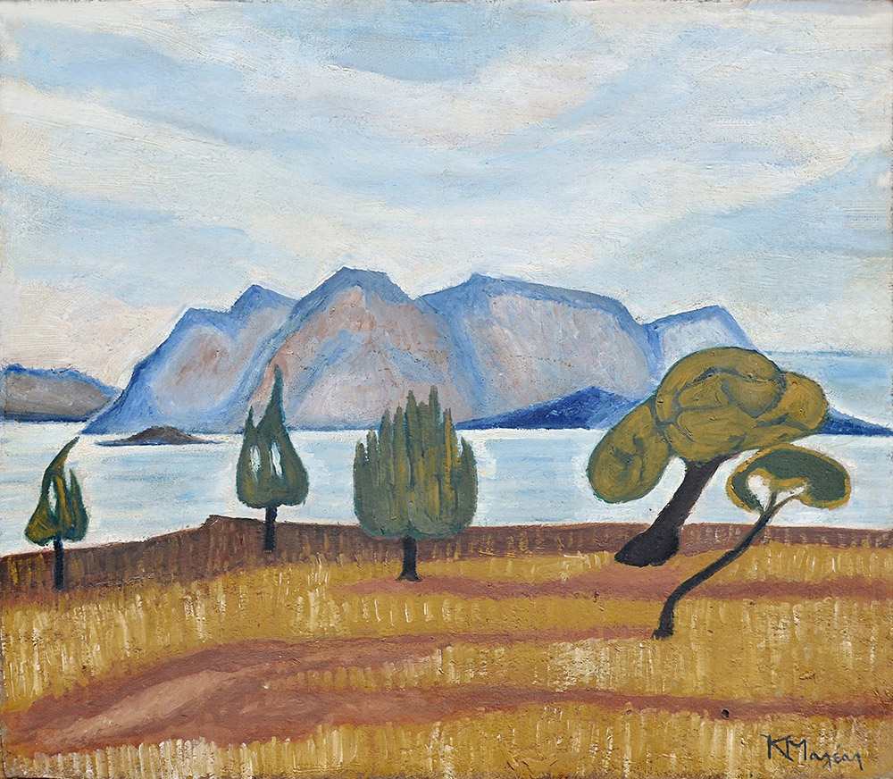 032. MALEAS Constantine (1879-1928)