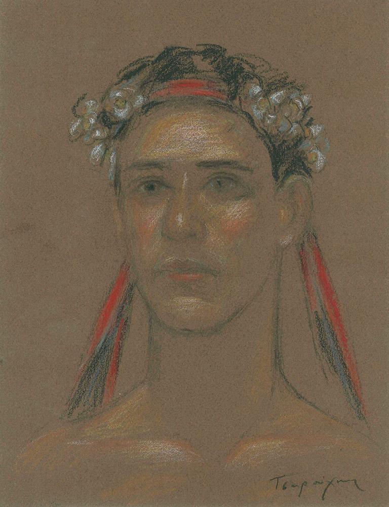 055. ΤΣΑΡΟΥΧΗΣ Γιάννης (1910-1989)