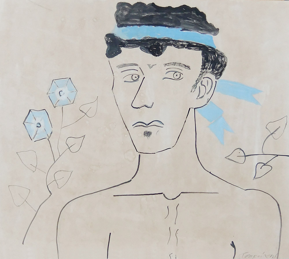 058. ΤΣΑΡΟΥΧΗΣ Γιάννης (1910-1989)