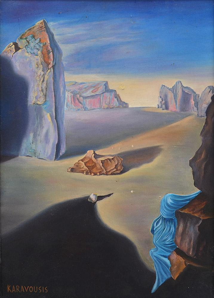 062. ΚΑΡΑΒΟΥΖΗΣ Σαράντης (1932-2011)
