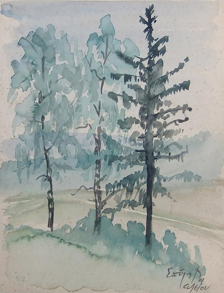 071. ΒΑΣΙΛΕΙΟΥ Σπύρος (1902-1985)