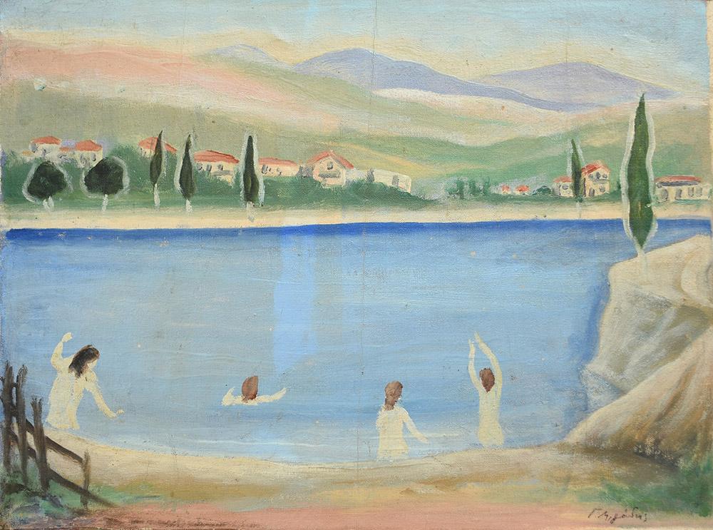 096. ΜΙΓΑΔΗΣ Γιάννης (1926-2017)