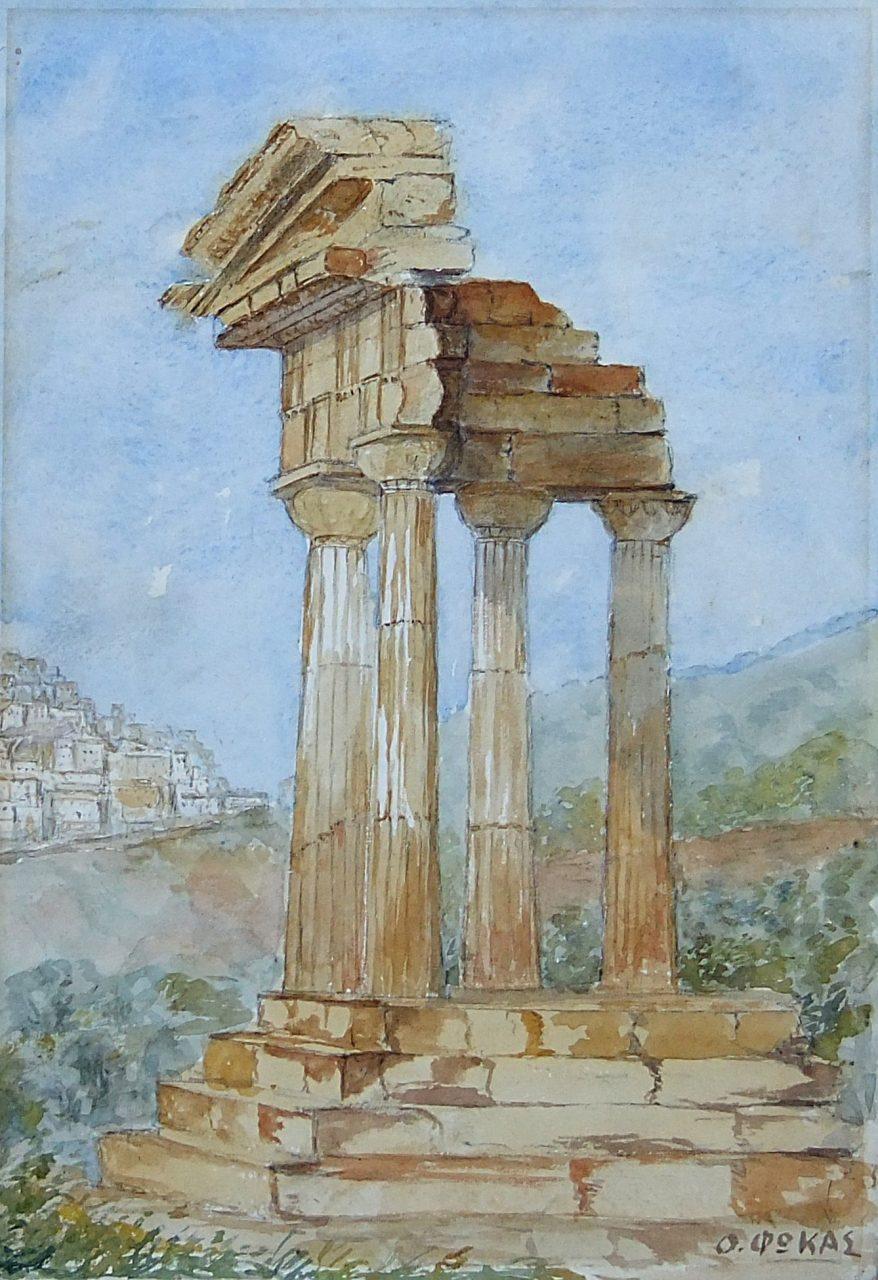 Odysseas FOKAS