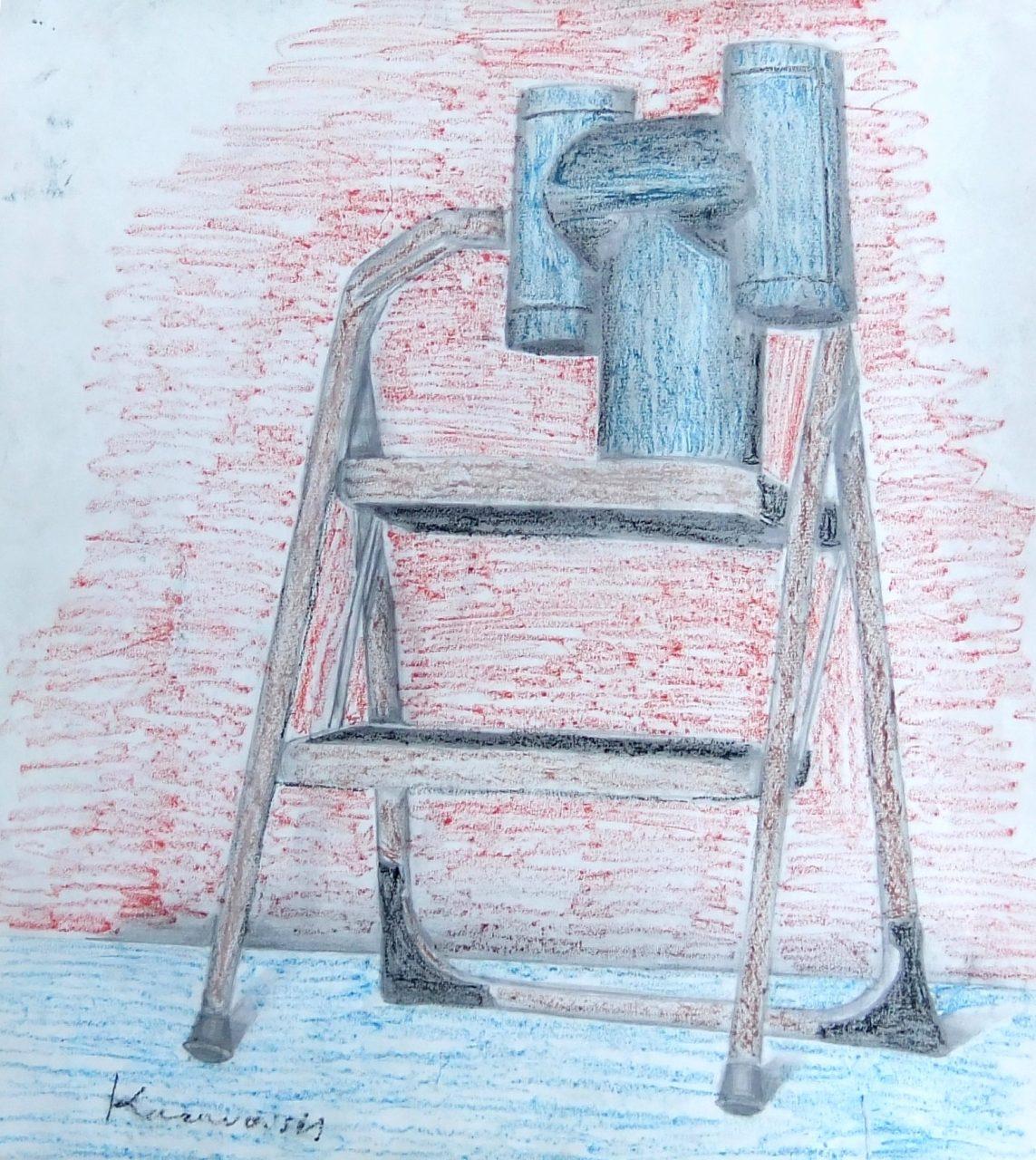 103. ΚΑΡΑΒΟΥΖΗΣ Σαράντης (1932-2011)