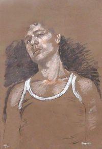108. ΤΣΑΡΟΥΧΗΣ Γιάννης (1910-1989)