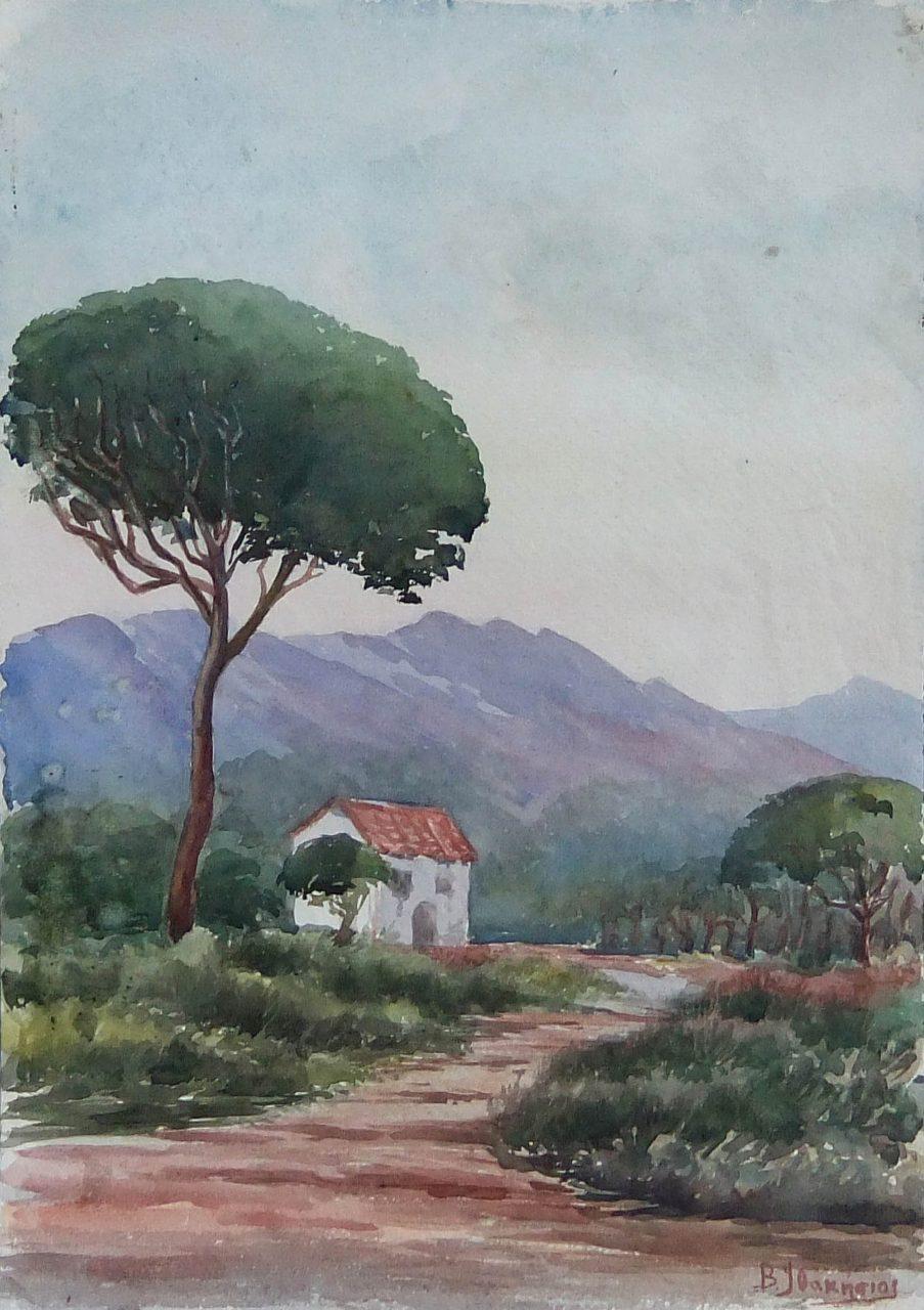 002. ITHAKISIOS Vassilios, (1879-1977)
