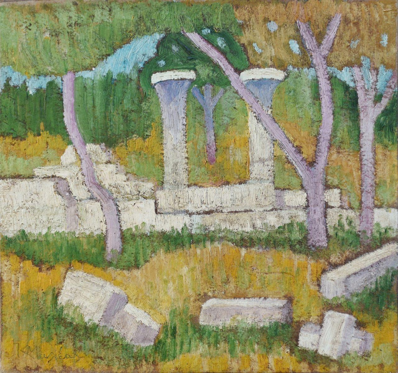 029. ΜΑΛΕΑΣ Κωνσταντίνος (1879-1928)