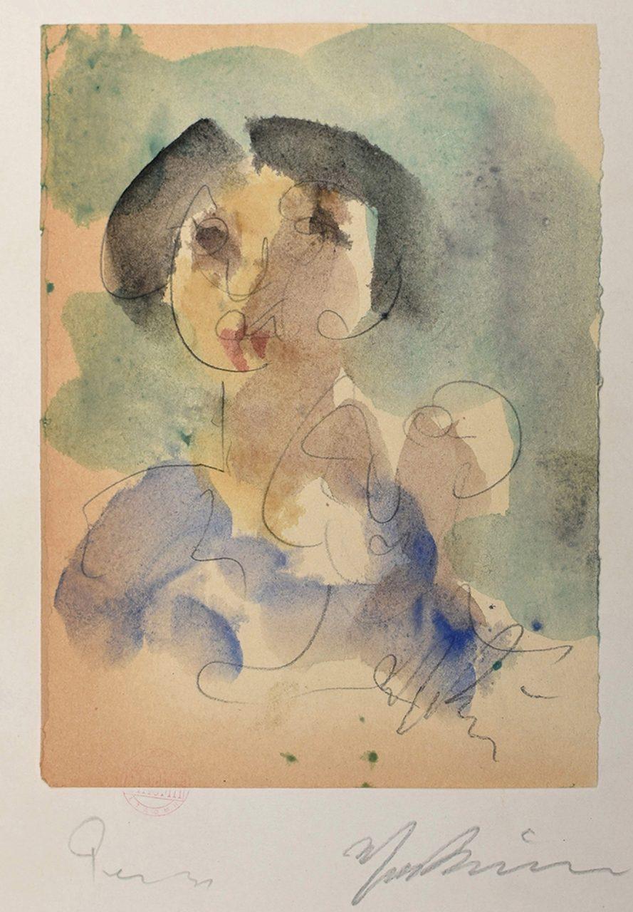 030. ΜΠΟΥΖΙΑΝΗΣ Γιώργος (1885-1959)