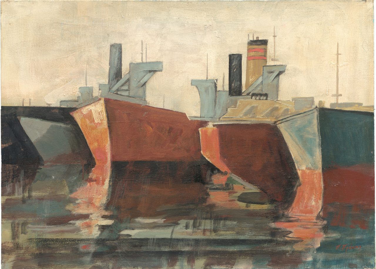043. ΠΡΕΚΑΣ Πάρις (1926-1999)