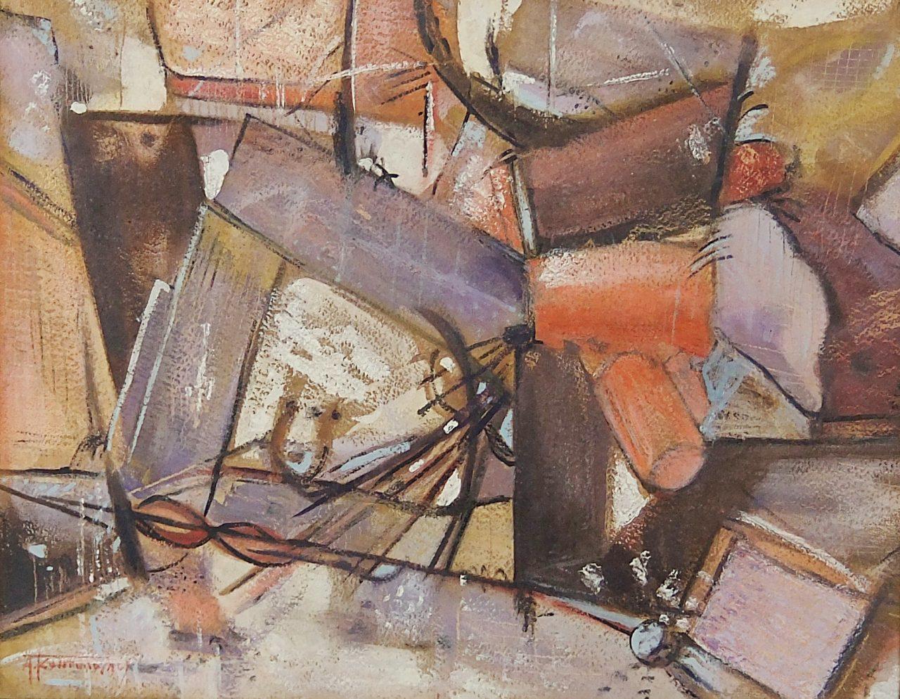 046. CONDOPOULOS Alecos (1904-1975)